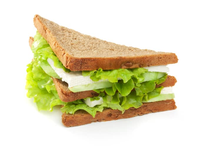 Lettuce sandwich lyrics
